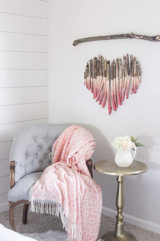 DIY Home Decorating Pinterest  DIY Tree Branches Home Decor Ideas