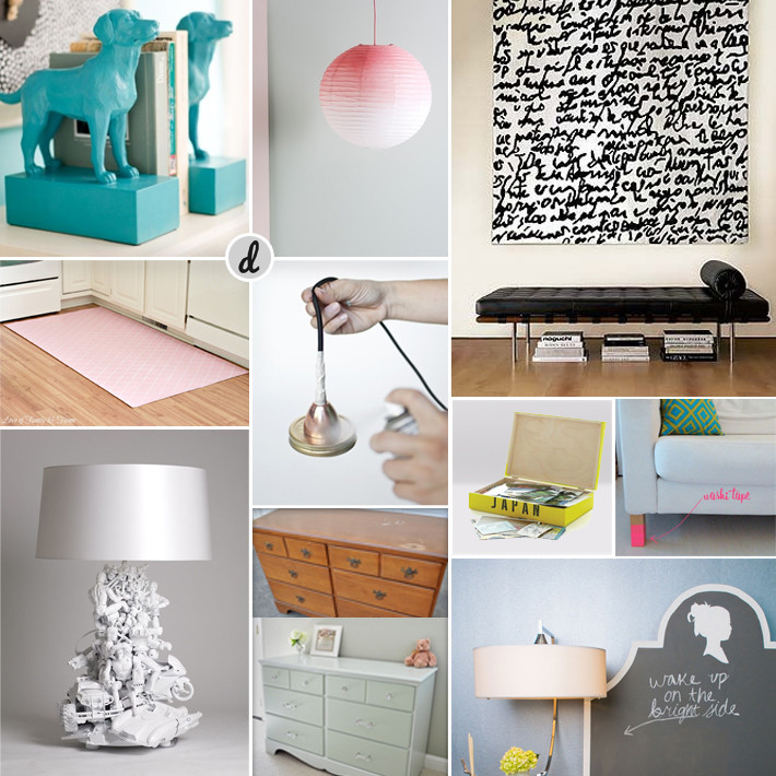 DIY Home Decorating Pinterest  40 DIY Home Decor Ideas – The WoW Style