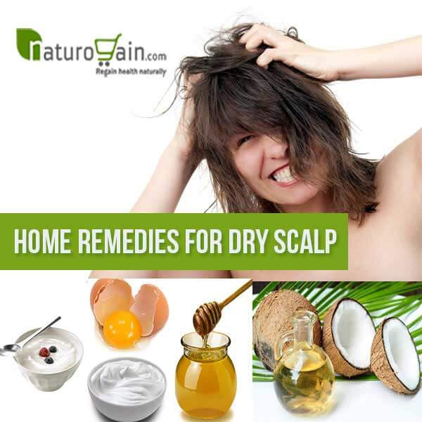 DIY Home Remedies  Top 6 DIY Home Reme s For Dry Scalp Get Rid Itchy