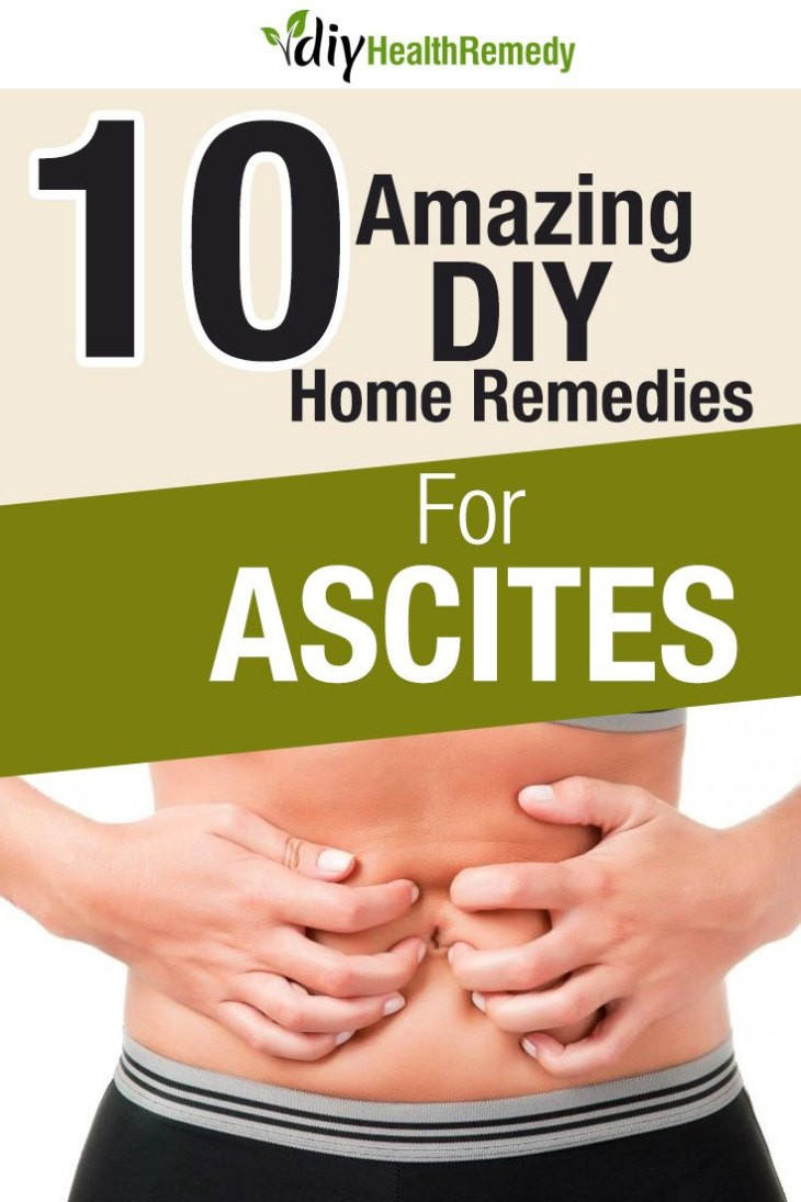 DIY Home Remedies  10 Amazing DIY Home Reme s For Ascites
