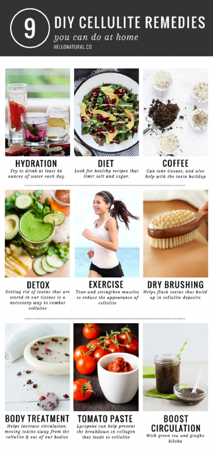 DIY Home Remedies  13 Homemade Cellulite Reme s Exercises and Juice Recipes