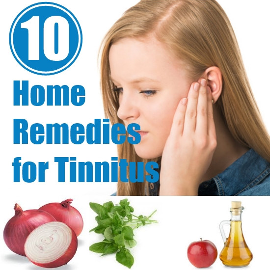 DIY Home Remedies  Top 10 DIY Home Reme s for Tinnitus