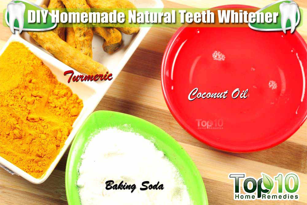 DIY Home Remedies  DIY Homemade Natural Teeth Whitener