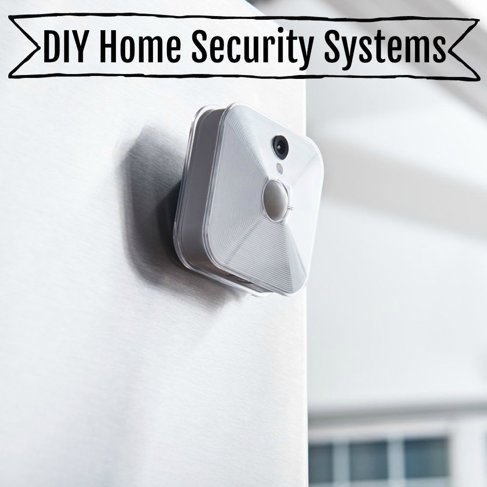 DIY Home Security Monitoring  DIY Home Security Systems for Safety & Peace of Mind