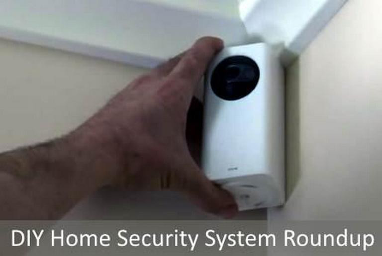DIY Home Security System  The Collection of Diy home alarm systems cellular