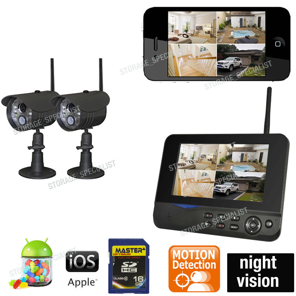 DIY Home Security Systems With Cameras  Wireless Home Security Systems Cameras Phone Home CCTV DIY