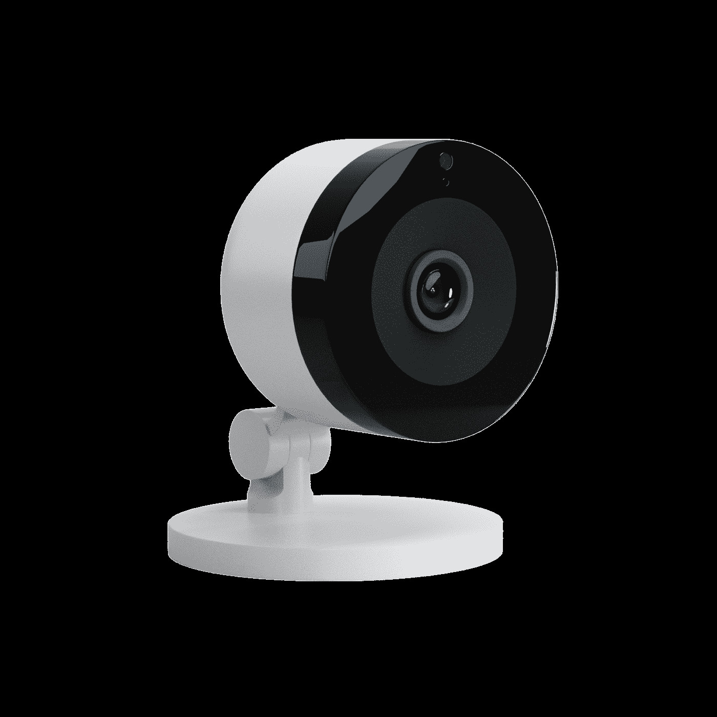 DIY Home Security Systems With Cameras  Frontpoint Wireless Indoor Camera Review DIY Home