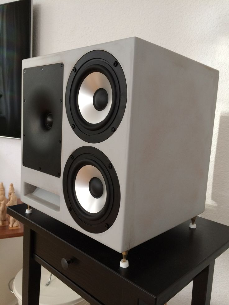 DIY Home Theater Speakers  198 best images about diy audio on Pinterest