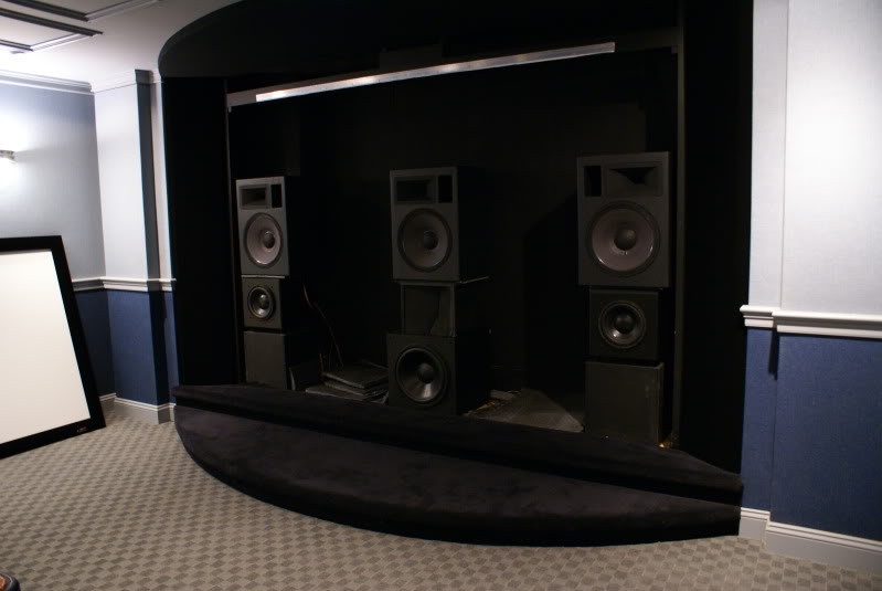 DIY Home Theater Speakers  Building Front 3 HT Speakers All Center WMTW or Towers