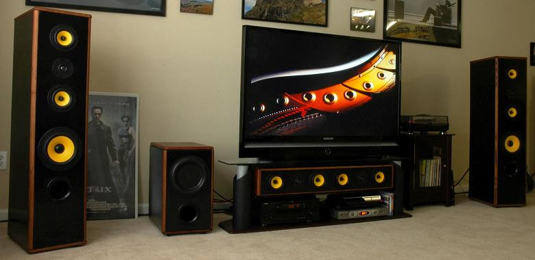 DIY Home Theater Speakers  Loudspeakers Archives Audiophile Addicts