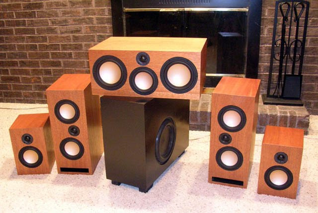 DIY Home Theater Speakers  Help needed with crossover AVS Forum