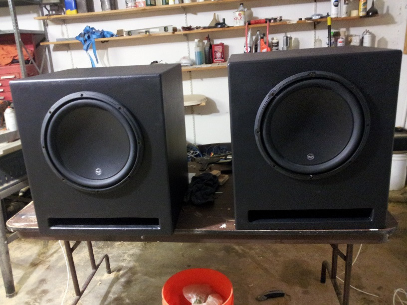 DIY Home Theater Speakers  Home Theater Build 1 Home Theater Forum and Systems