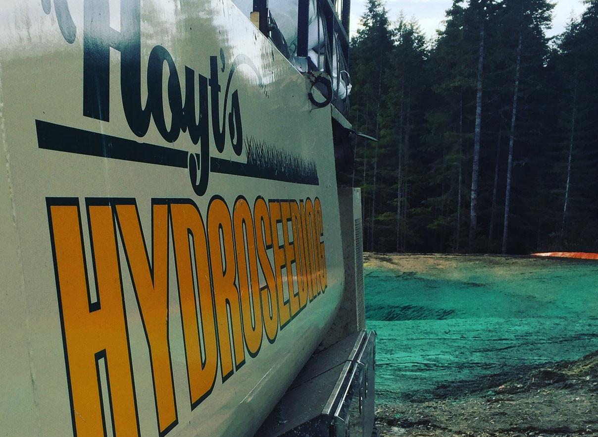 DIY Hydroseed Kit  hydroseeding diy Do It Your Self