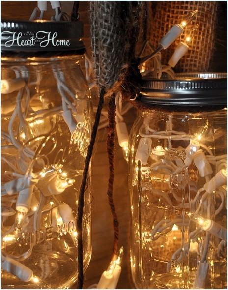 DIY Hydroseed Kit  25 Best DIY Mason Jar Lights 16 Within Diy In Jars