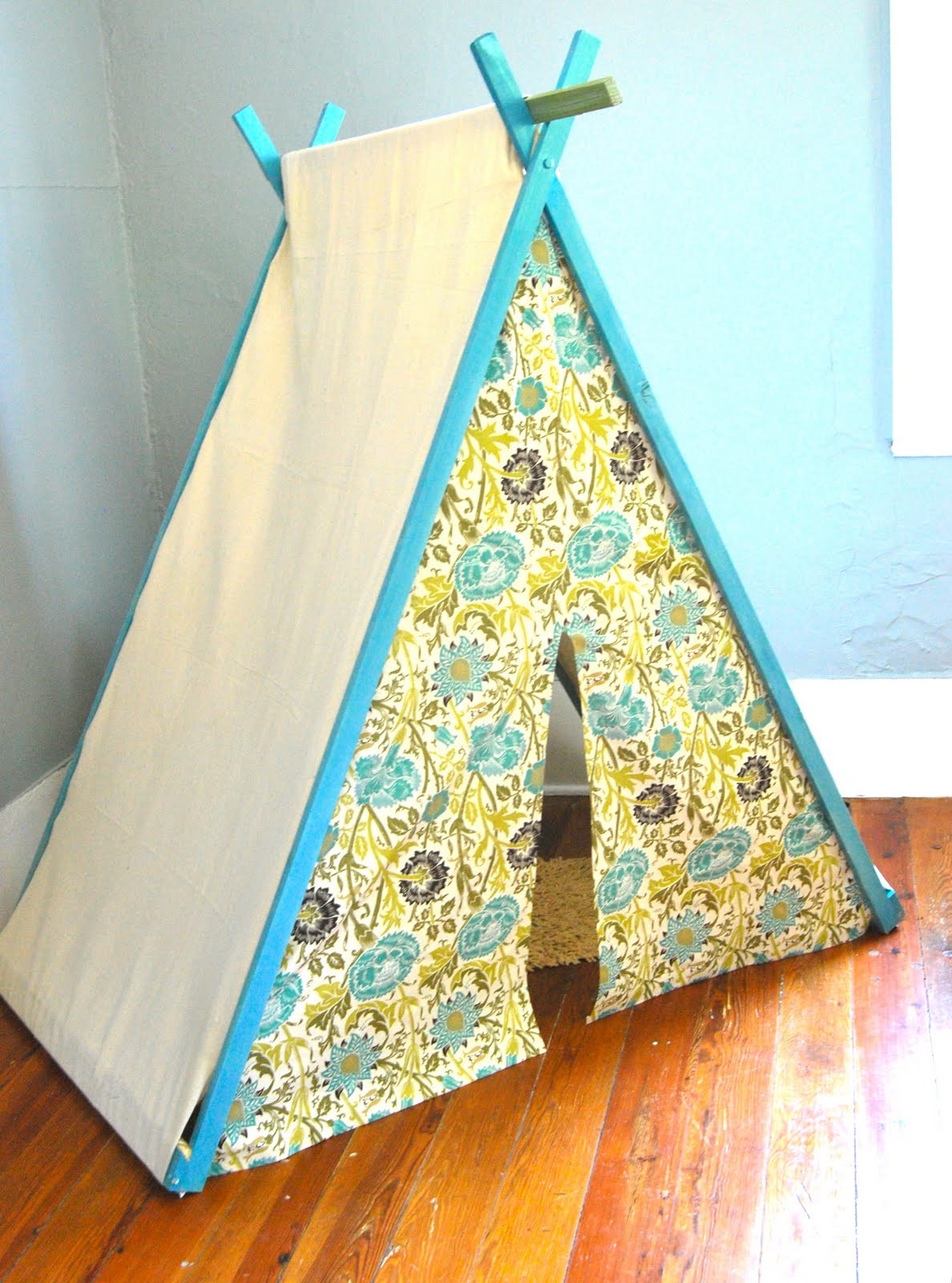 DIY Kids Tent  The Feminist Housewife DIY Play Tent