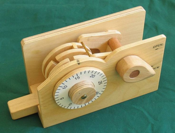 DIY Lock Box  Diy Puzzle Lock Box WoodWorking Projects & Plans