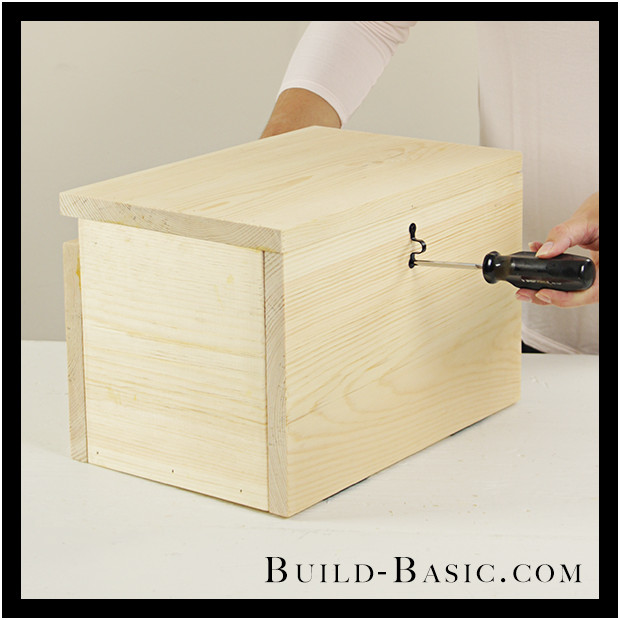 DIY Lock Box  Build a DIY Card Box ‹ Build Basic