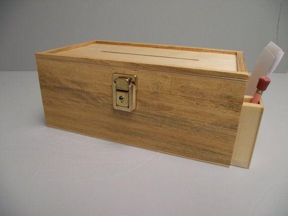 DIY Lock Box  25 Best Ideas about Suggestion Box on Pinterest