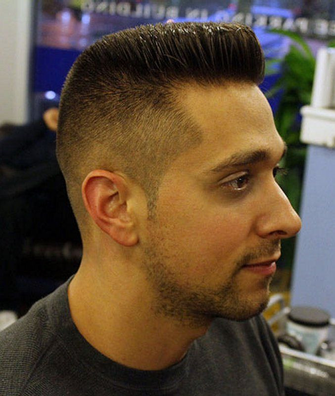 DIY Mens Haircuts  Top 6 DIY Easy Buzz Haircut Styles for Men Infographic