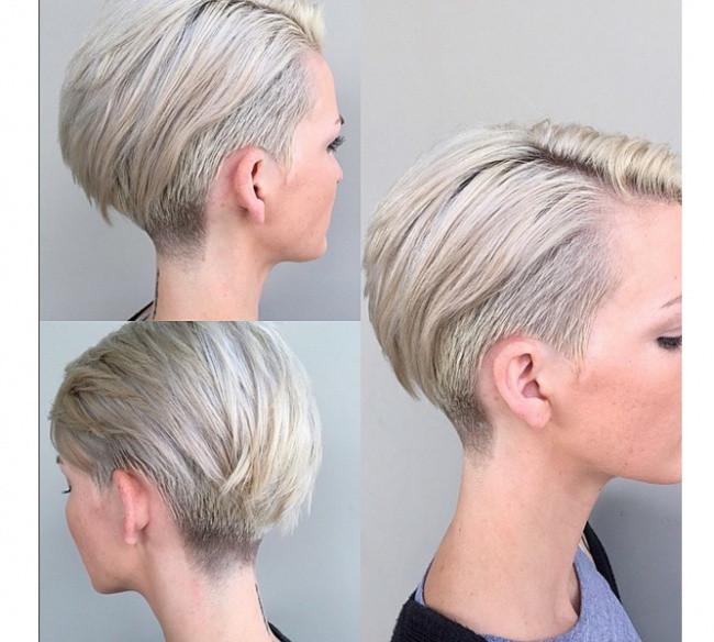 DIY Mens Haircuts  Undercut avec frange asymétrique 31 photos qui vont vous