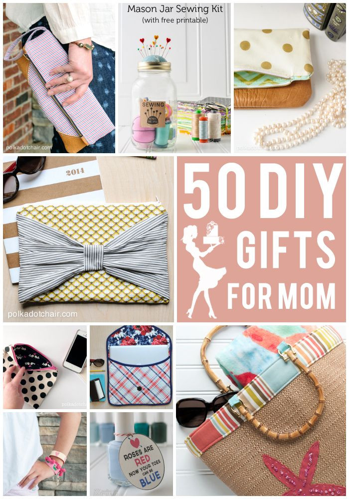 DIY Mother'S Day Gifts From Toddlers  50 DIY Mother s Day Gift Ideas