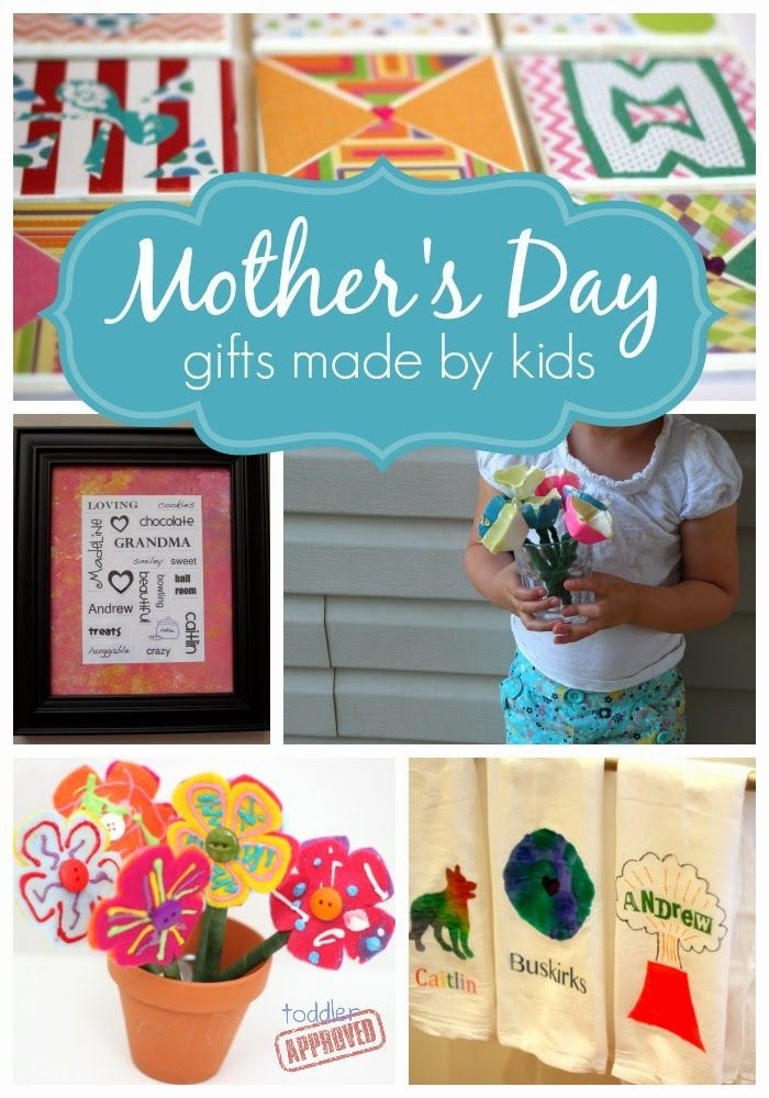 DIY Mother'S Day Gifts From Toddlers  5472 best images about Toddler Approved on Pinterest