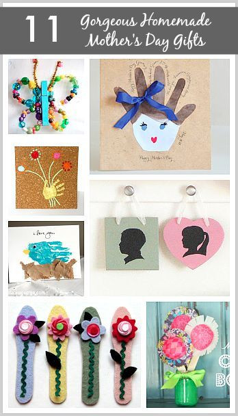 DIY Mother'S Day Gifts From Toddlers  10 Mother s Day Crafts for Kids to Make