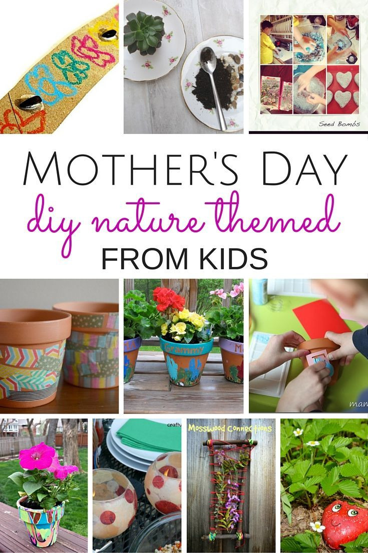 DIY Mother'S Day Gifts From Toddlers  148 best images about Mother s Day Ideas on Pinterest