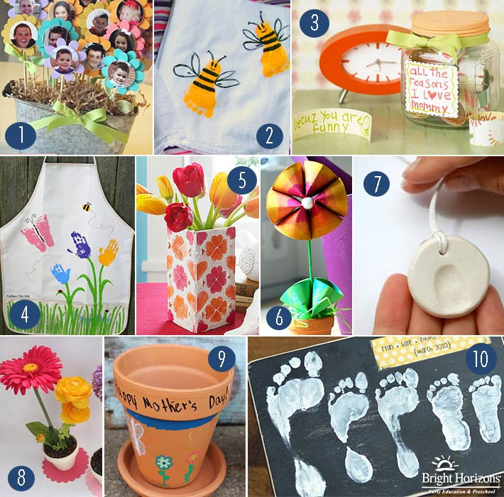 DIY Mother'S Day Gifts From Toddlers  SocialParenting 10 Homemade Mother s Day Gifts for Kids