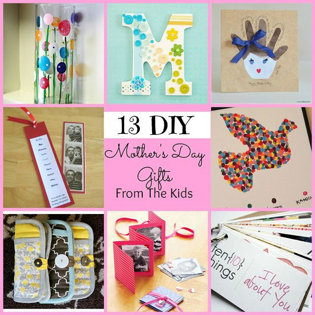 DIY Mother'S Day Gifts From Toddlers  35 best images about Mother s Day ts from kids on