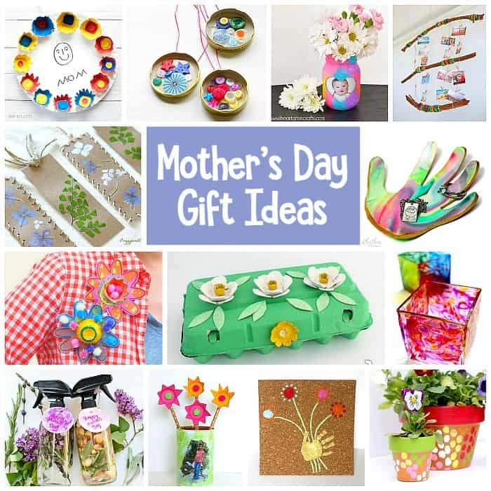 DIY Mother'S Day Gifts From Toddlers  Mother s Day Homemade Gifts for Kids to Make Buggy and Buddy