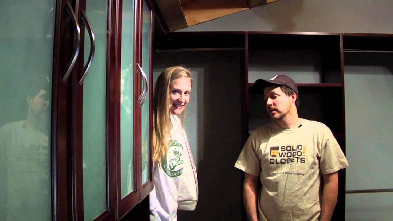DIY Network Dream Home  Solid Wood Closets Inc Closet Organizers & Systems