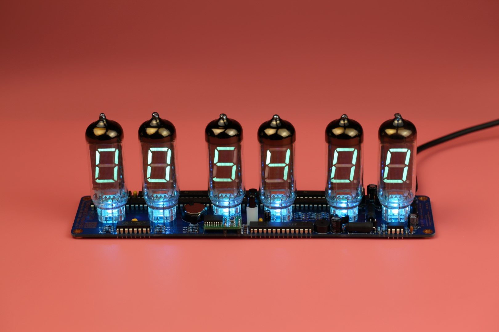 DIY Nixie Tube Clock Kit  DIY Soldering Kit for IV 11 VFD Nixie Tube Clock
