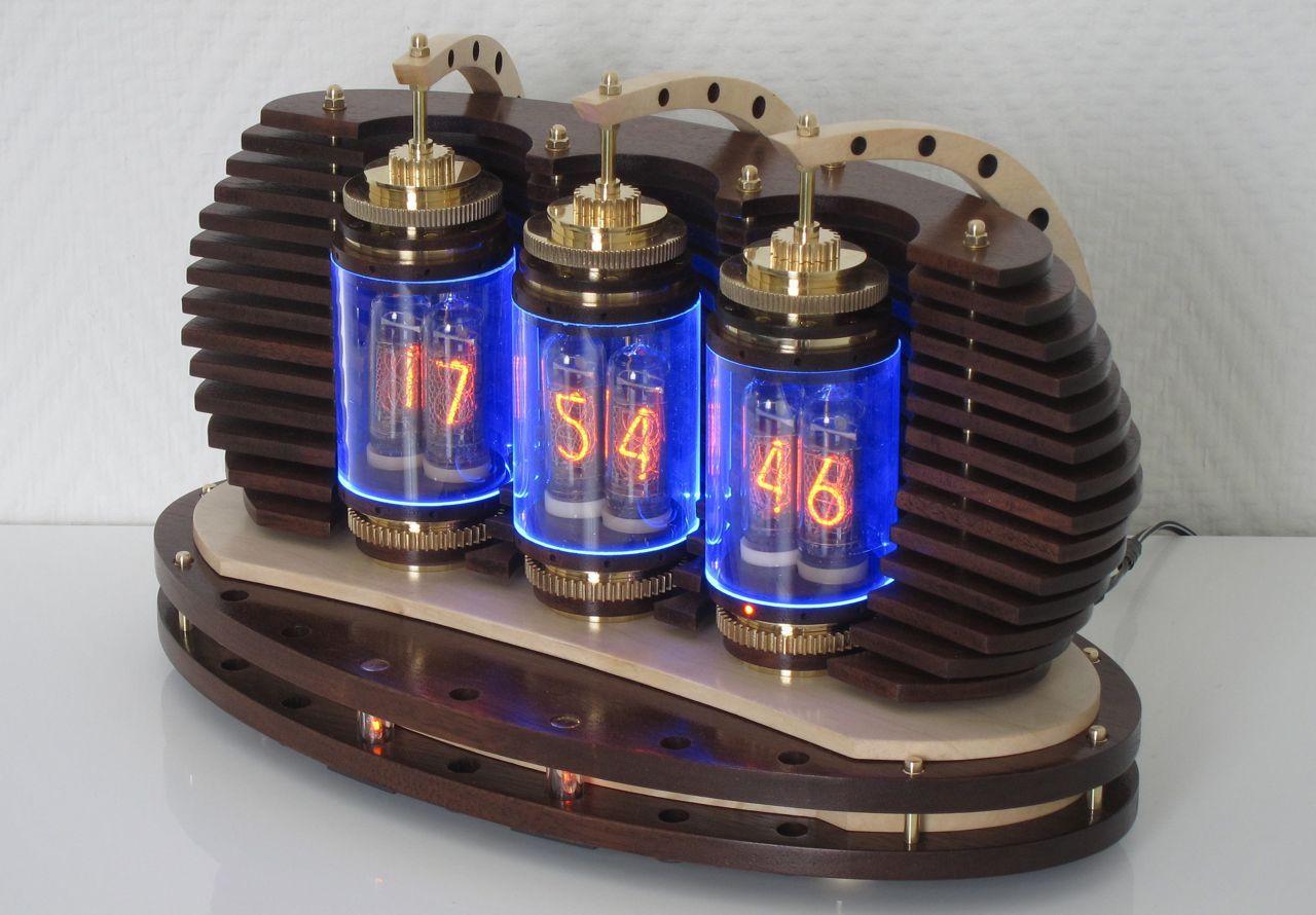 DIY Nixie Tube Clock Kit  DIY Nixie Tube Clocks diy Thought