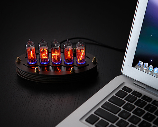 DIY Nixie Tube Clock Kit  Cool DIY Nixie Tube Clock Kit with an Alarm Function Tuvie