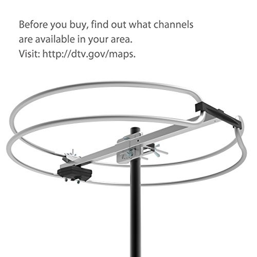 DIY Outdoor Fm Radio Antenna  Outdoor Radio Antennas Radio Antenna High Gain