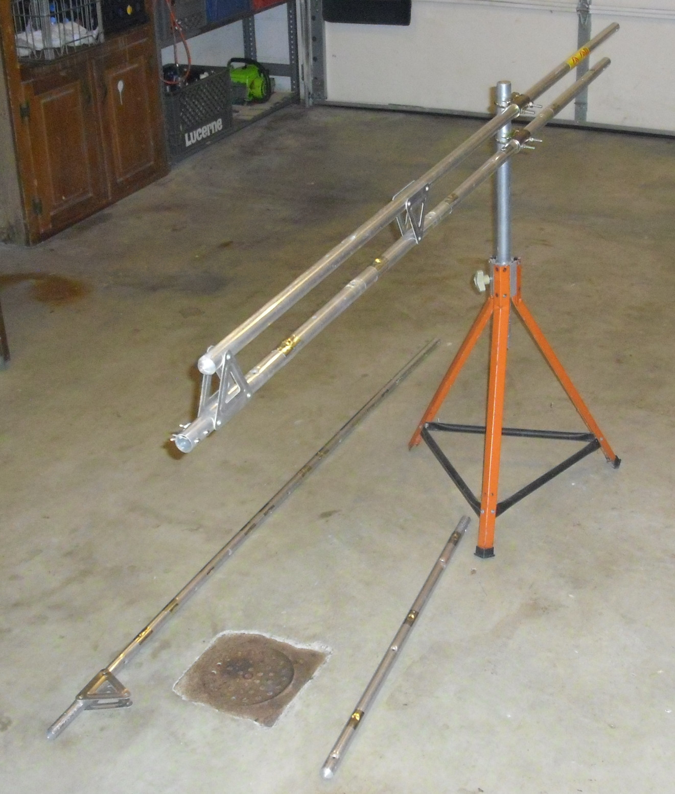 DIY Outdoor Fm Radio Antenna  DIY 7 Element FM Antenna