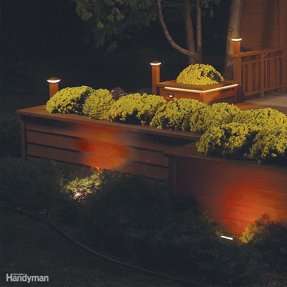 DIY Outdoor Lighting Without Electricity  DIY Outdoor Lighting Tips for Beginners