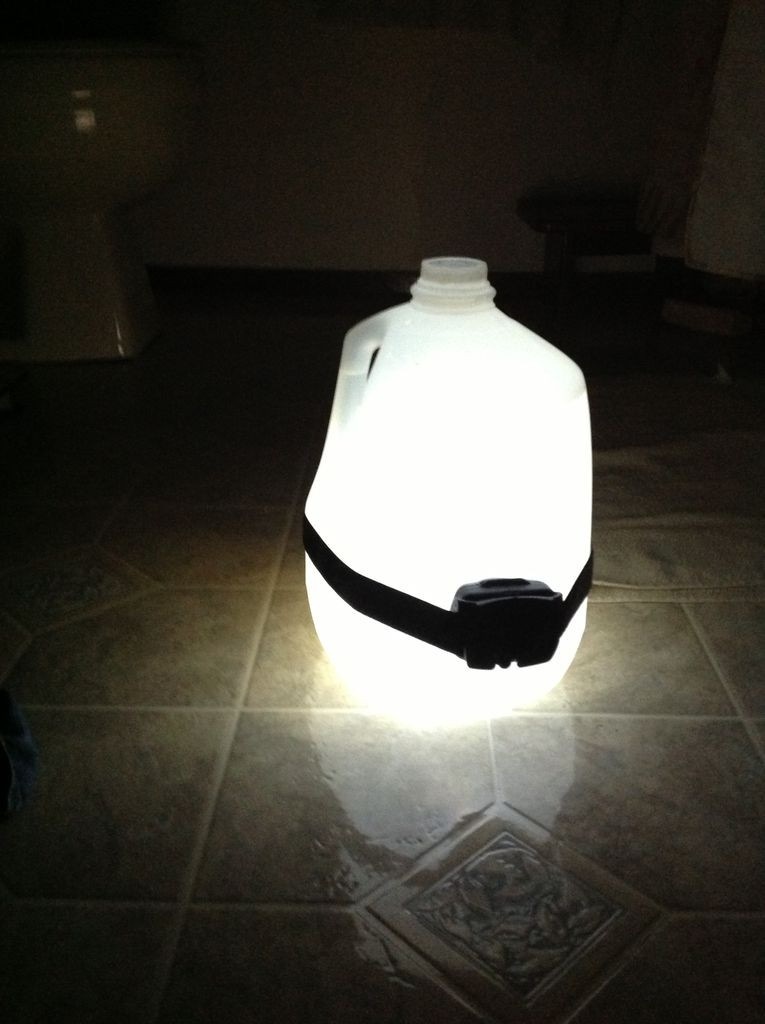 DIY Outdoor Lighting Without Electricity  DIY Outdoor Light