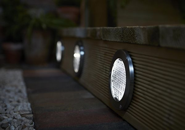 DIY Outdoor Lighting Without Electricity  Outdoor Lighting Garden Lighting & Solar Lights