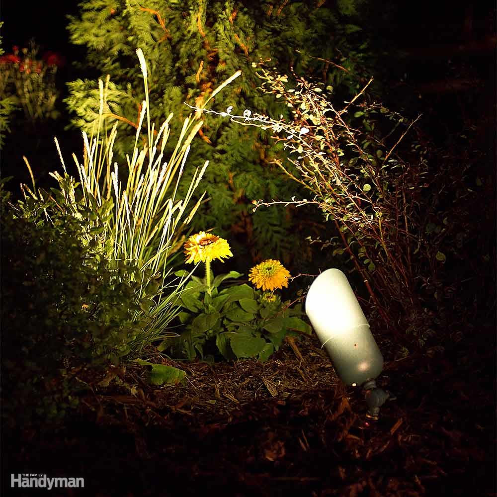 DIY Outdoor Lighting Without Electricity  Outdoor Lighting