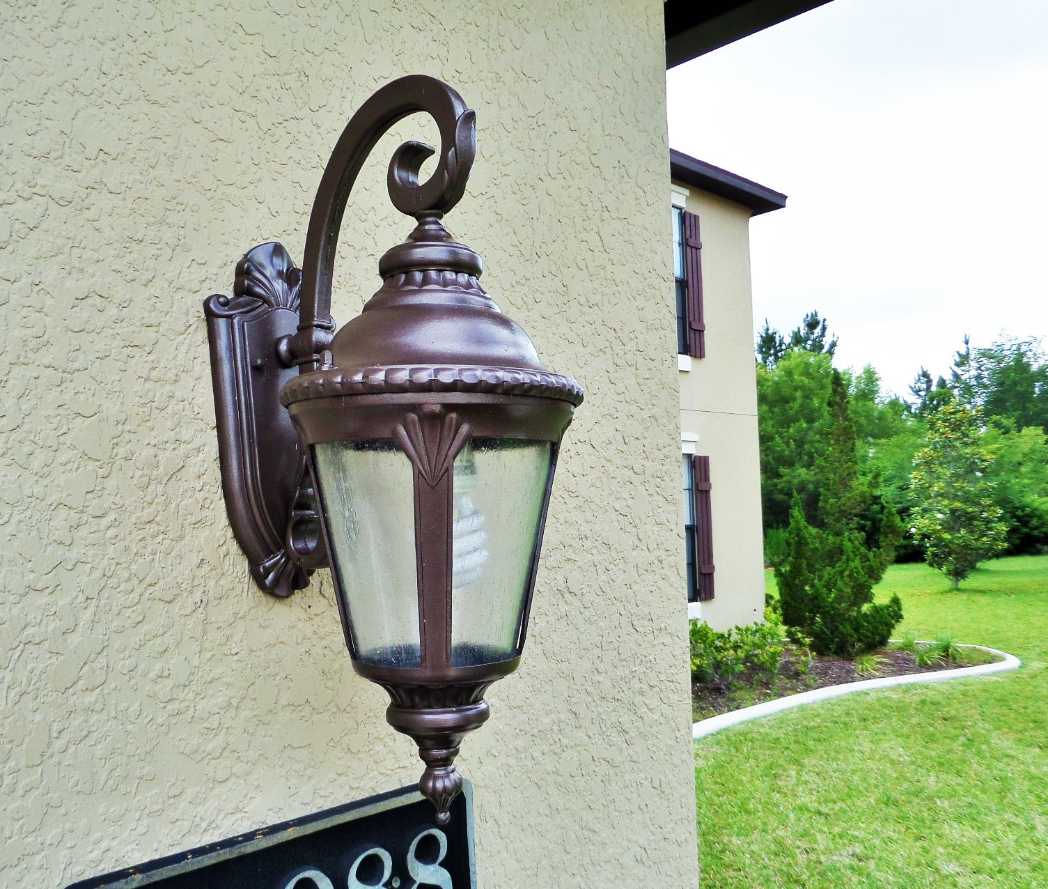 DIY Outdoor Lighting Without Electricity  DIY Summer Projects Be My Guest With Denise