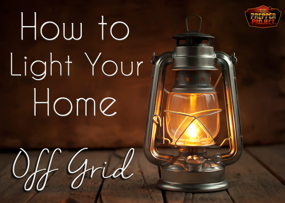 DIY Outdoor Lighting Without Electricity  How To Light Your Home Without Electricity • New Life A