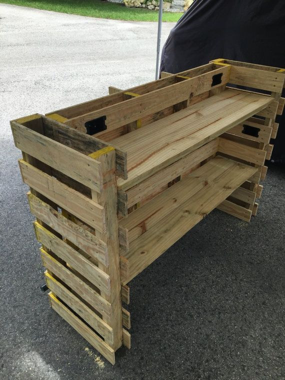 DIY Pallet Bar Plans  30 Best Picket Pallet Bar DIY Ideas for Your Home