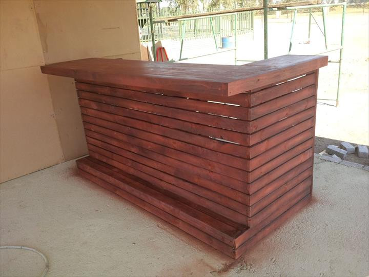 DIY Pallet Bar Plans  87 Epic Pallet Bar Ideas to Embrace for Your Event
