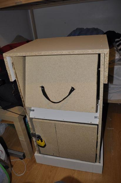 DIY Parcel Box  Parcel Drop Box for $55