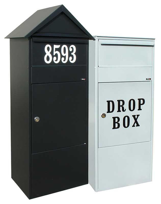 DIY Parcel Box  18 best Parcel Drop Box Diy images on Pinterest