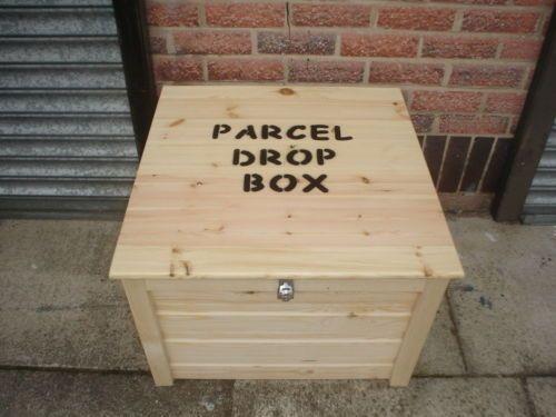 DIY Parcel Box  17 Best images about Package box on Pinterest