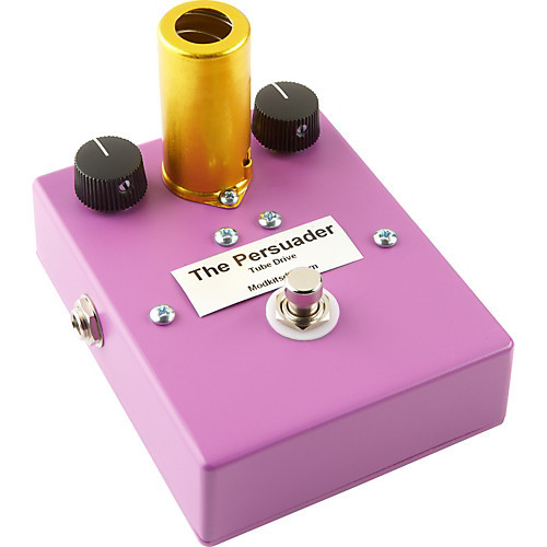 DIY Pedals Kits  Mod Kits DIY The Persuader Tube Drive Effects Pedal Kit