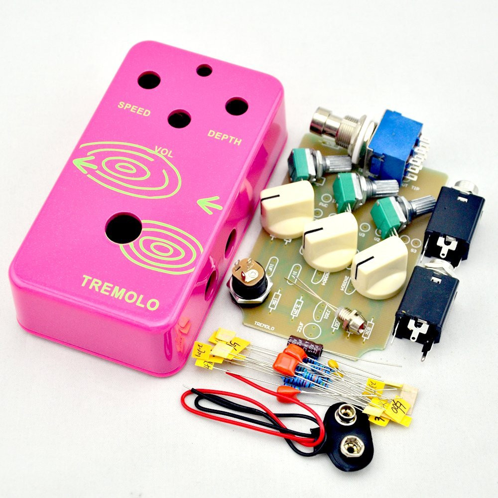 DIY Pedals Kits  Guitar Pedal Kits Build Your Own Guitar Pedal